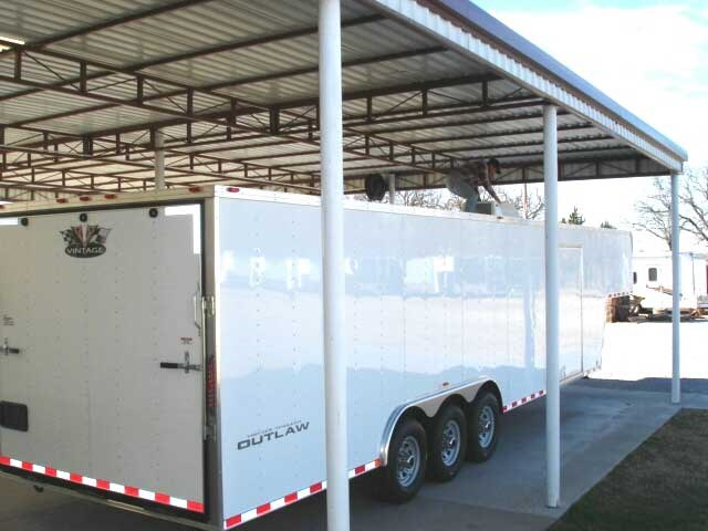 Trailer Warranty Repairs at Rezner Trailers
