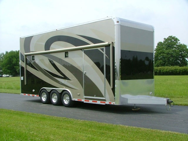 Trailers at Rezner Trailers